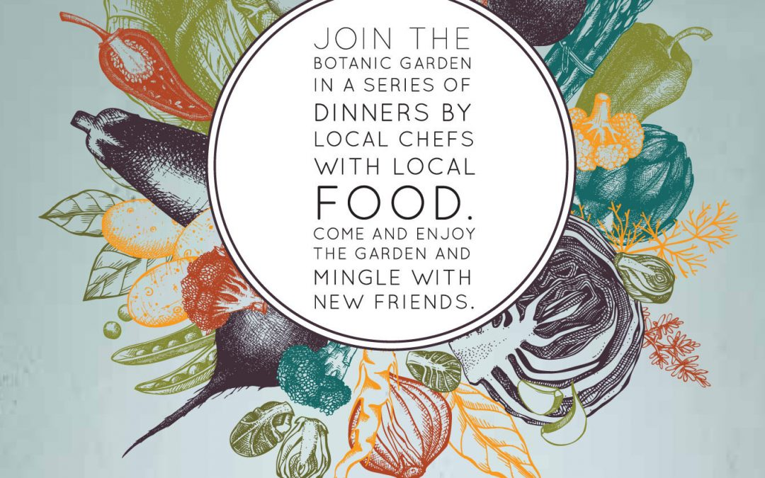 """Join us for Our """"A Season of Good Taste"""" Dinner Series"""