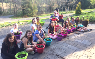 Natural Wellness for Girls Program at the WVBG a Success