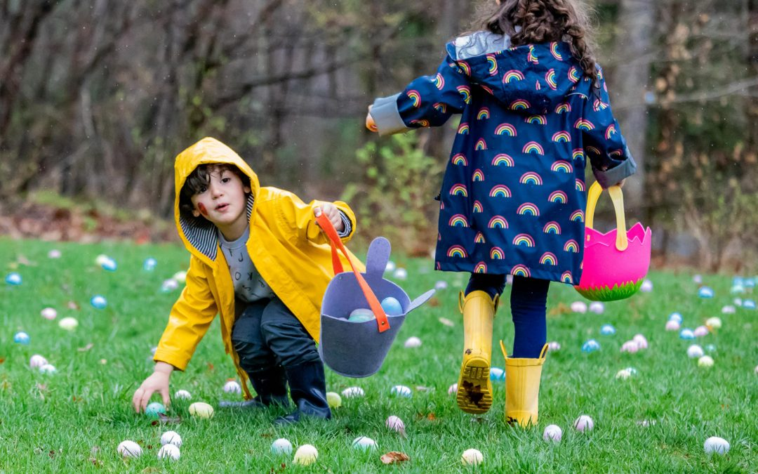 Families Flocked to the WVBG for the Great Spring Egg Hunt